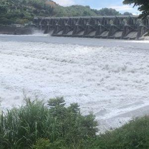 石岡水壩九二一地震紀念地